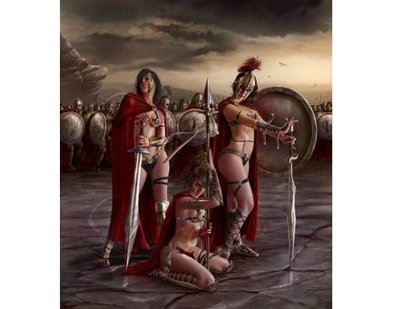 Sabías que… En la Antigua Esparta, el adulterio provocado por la mujer tenía un supuesto en el que era permitido??