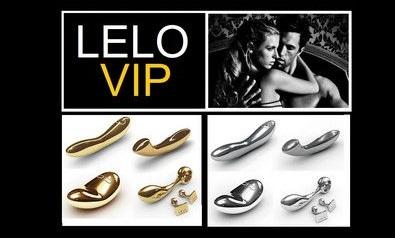 LELO VIP, Artículos Eróticos de Lujo