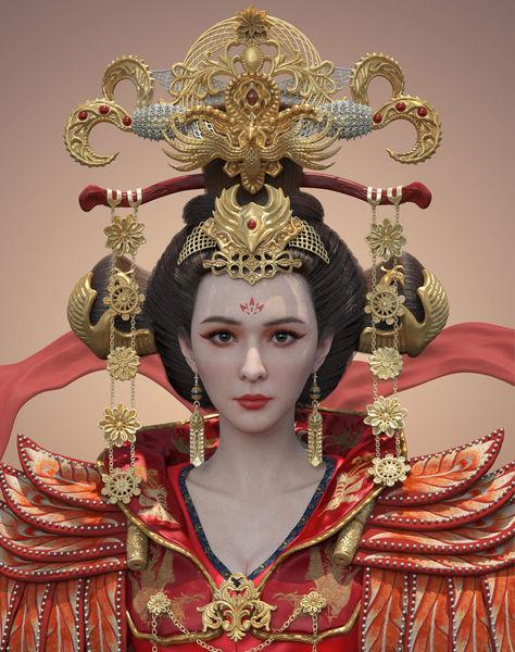 Wu Zetian exigia sexo oral como respeto emperatriz china erotica 1